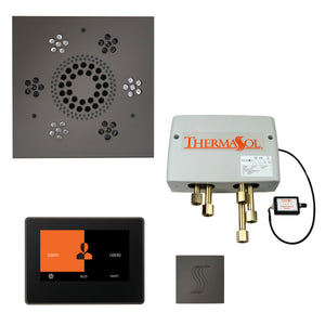 "The Total Wellness Package with 10"" ThermaTouch Trim Upgraded, by ThermaSol"