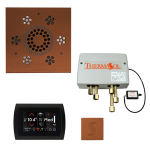 The Total Wellness Package with SignaTouch by ThermaSol square antique copper