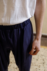 Dome bermuda shorts blue