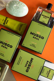 Musgo shaving cream