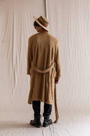 Mother long camel brown