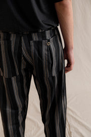 Jacopo pants stripes grey