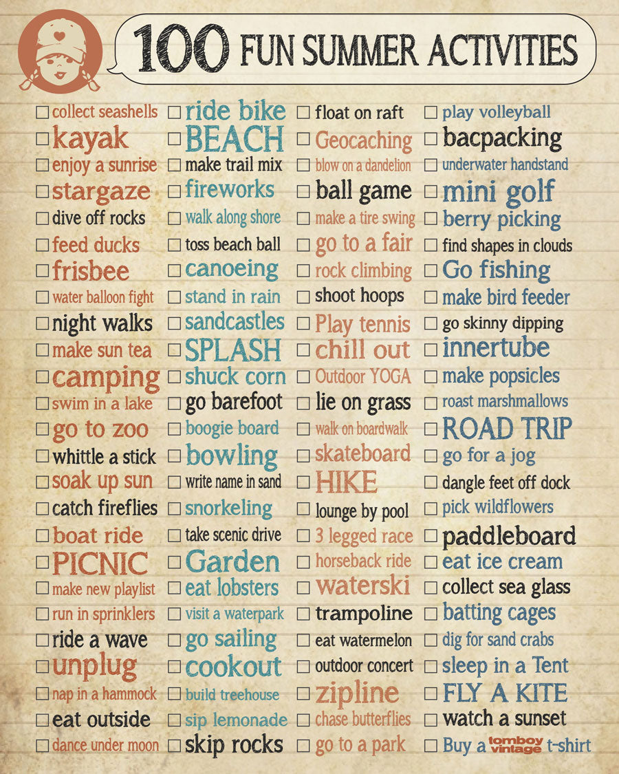 Fun Summer Activities For Adults 2