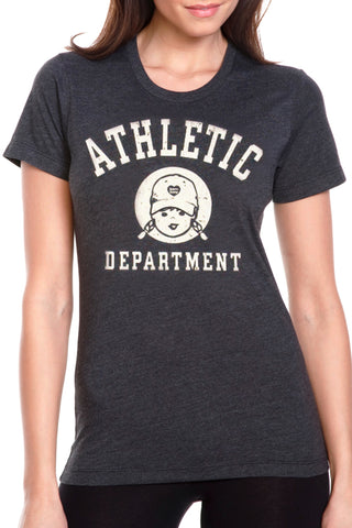 Athletic Workout Tee For Women