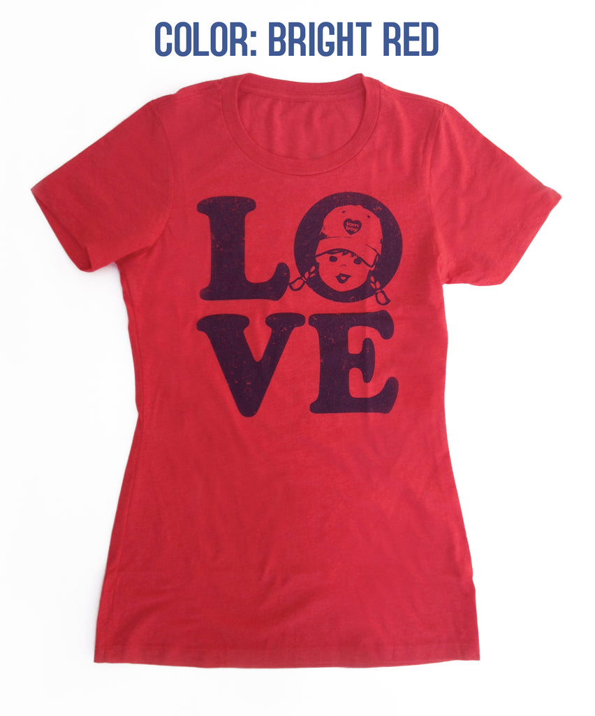 f330ca70a Love T Shirt Graphic Tee Tomboy Vintage T Shirt Softball Shirts