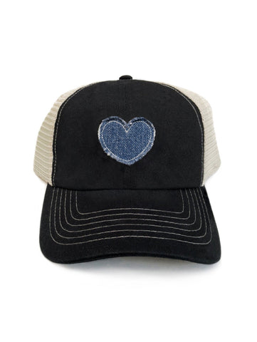 heart baseball cap womens baseball hat