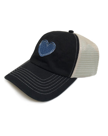 black baseball cap women