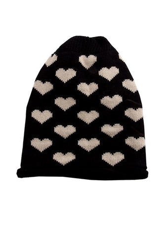 Winter Love Slouch Beanie