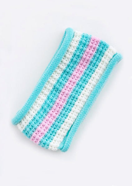 girl's winter headband