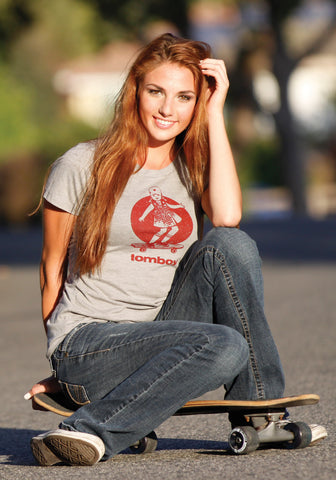 skateboarding shirt women