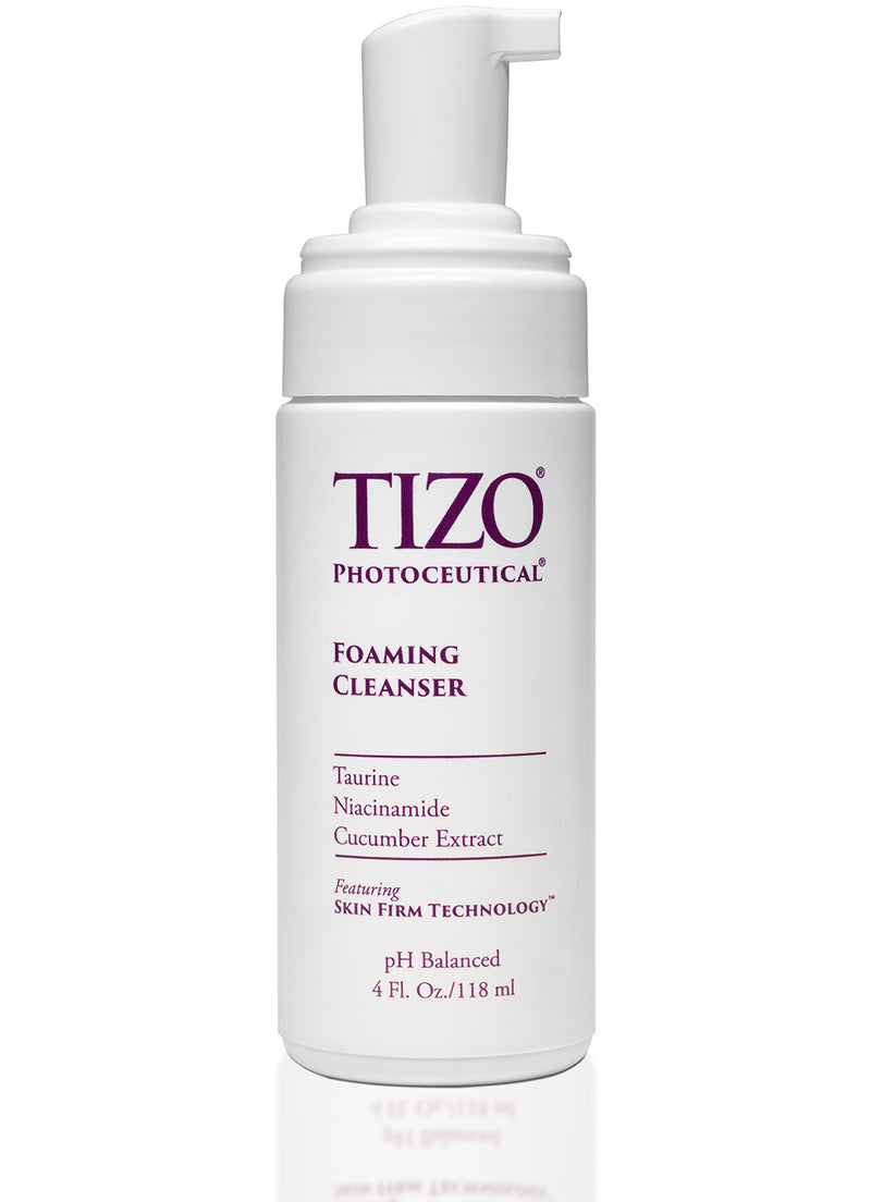 TIZO® FOAMING CLEANSER gentle pH balanced