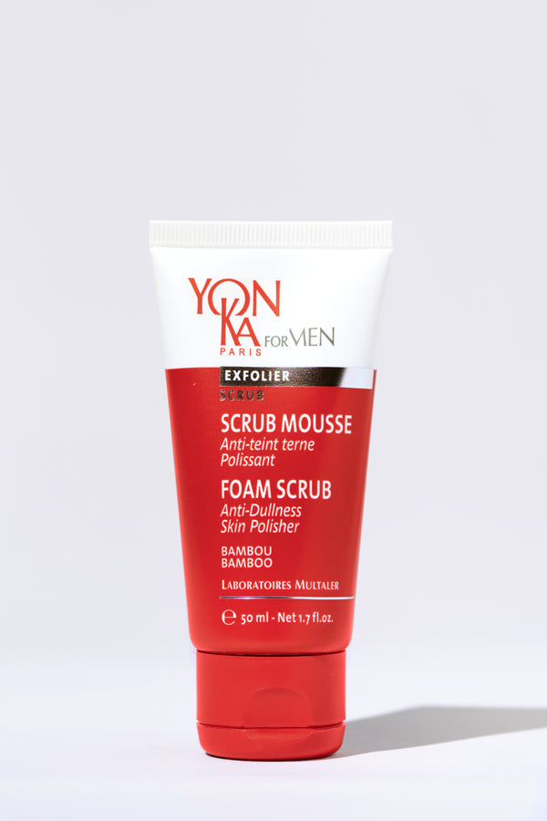 Men's Foam Scrub