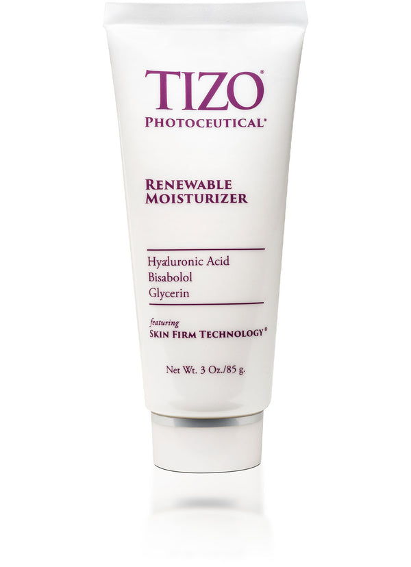 TIZO® RENEWABLE MOISTURIZER with hyaluronic acid