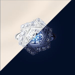 STARLIGHT Singature ring