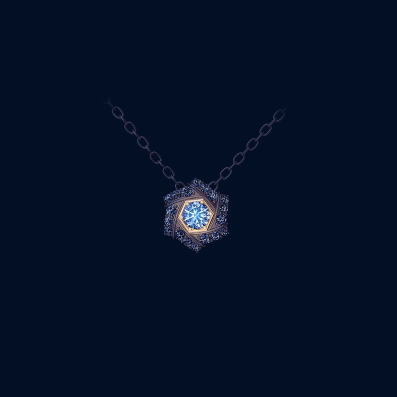 STARLIGHT SIGNATURE PENDANT