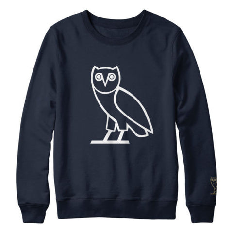 6 God Owl Drake Crewneck SweatShirt