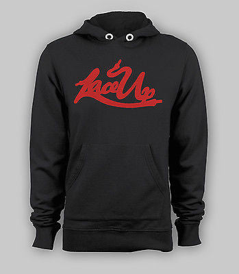 Lace Up MGK Machine Gun Kelly Pull Over Hoodie