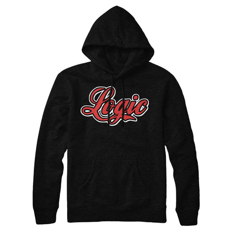 Logic The Incredible True Story Duo Orbit Young Jesus P2 Pullover Hoodie