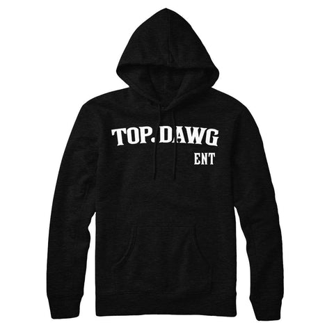 TDE Top Dawg Entertainment Kendrick Lamar Pullover Hoodie