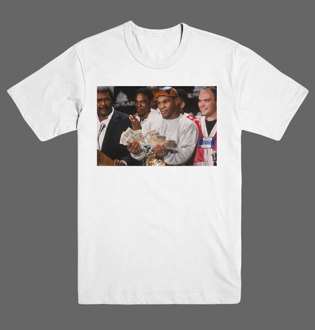 Mike Tyson Money Mike Don King T Shirt