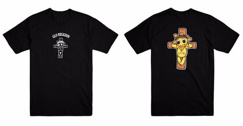 Glo gang Glo Religion Cross Sosa 95 Hip Hop T Shirt
