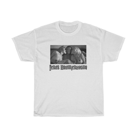 He Got Game Jesus Shuttlesworth Unisex Heavy Cotton Tee