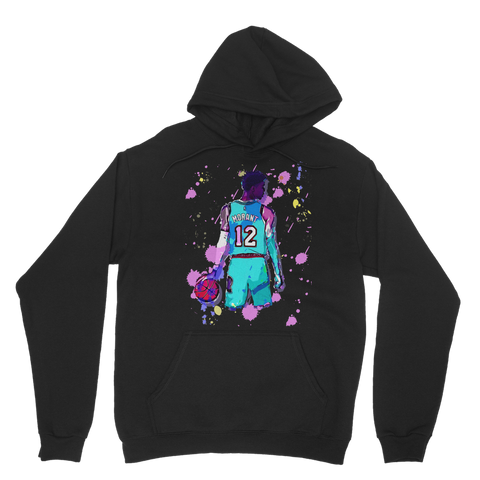 Ja Morant abstract Classic Adult Hoodie