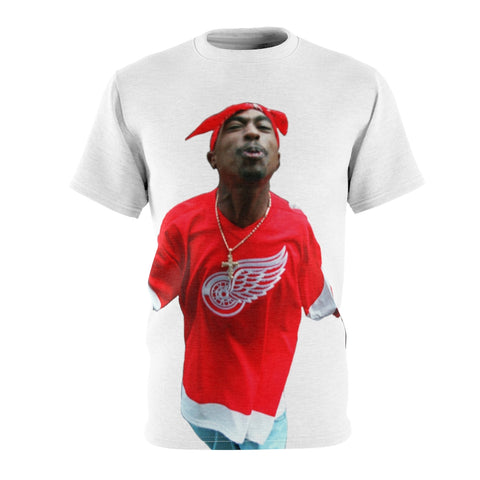 2 Pac Redwings Sublimated T Shirt