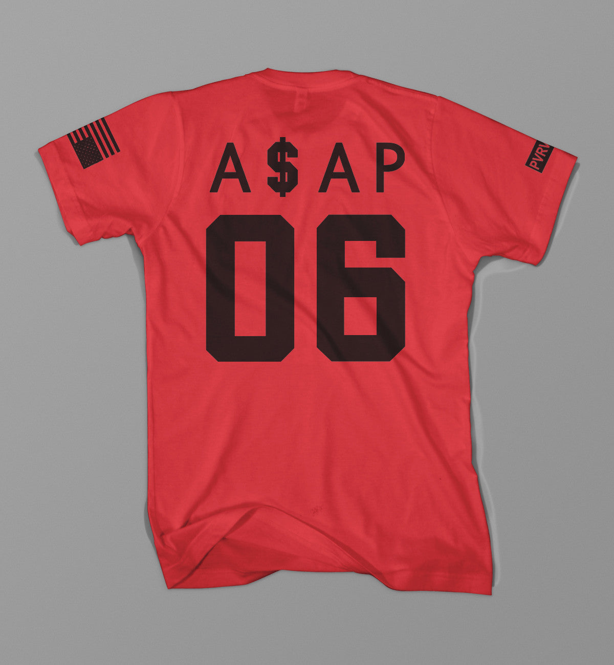 Product Features Long Life ASAP!Shirt is fitted, so order a size up for a loose fit.