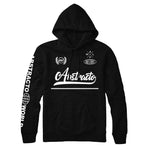 Abstracto World Raceway Hoodie Black