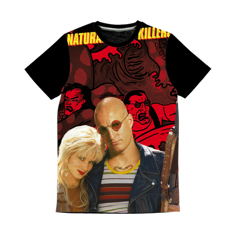 Natural born killers Classic Movie T-Shirt