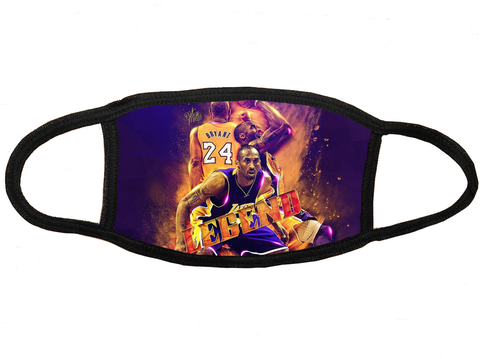 Kobe Bryant Legend Mask