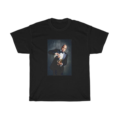 Jay Z Grammy Winner Hip Hop Champagne Unisex Heavy Cotton Tee