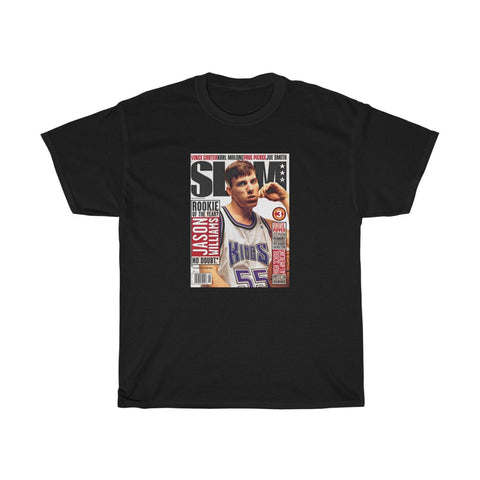 Jason Williams White Chocolate Slam Unisex Heavy Cotton Tee