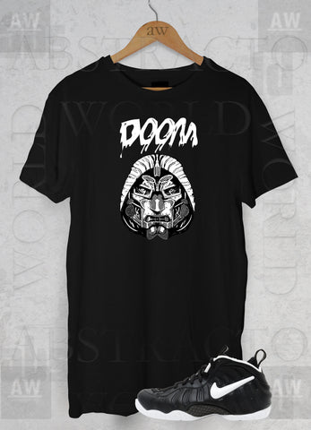 Foamposite Dr Doom Foams Unisex T Shirt
