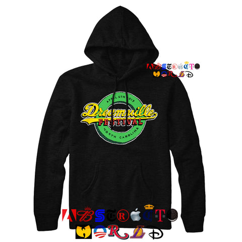 Dreamville Logo Dreamville Festival Adult Unisex Pullover Hoodie