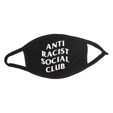 Anti Racist Social Club Mask