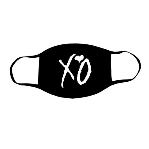 Xo Ovo The Weeknd Face Mask