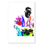 Biggie Smalls Brooklyn Bedstuy Print Poster