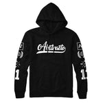Abstracto World OG Classic Hoodie Black