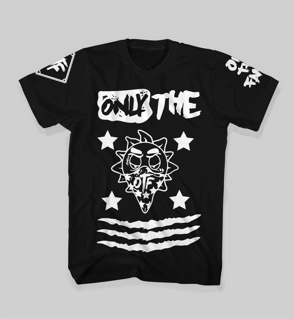 otf only the family lil durk otf ent t shirt � abstracto world