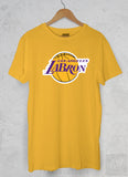 Lebron James Los Angeles LA Lakers 23 Jersey Style Unisex Graphic T Shirt