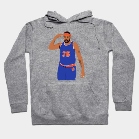 Rasheed Wallace Ny knicks Hoodie Adult Unisex Pullover Hoodie