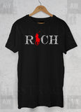 Rich Country Club Adult Graphic Unisex T Shirt