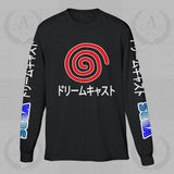 Sega Dreamcast Gamer Long Sleeve Adult Unisex T Shirt