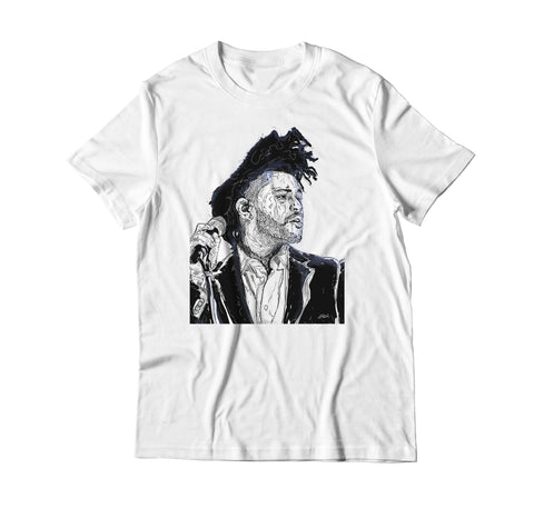 The Weeknd In Concert R&B T Shirt