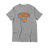 Wu Tang New York NY Knicks Adult Unisex T Shirt