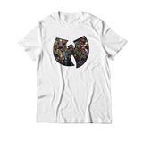 Wu Tang Clan Method Man Rza Raekwon ODB Hip Hop T Shirt