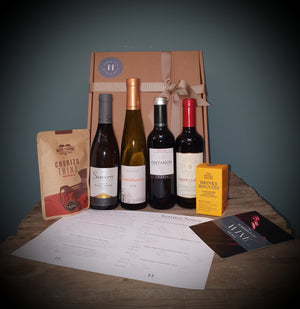 The Harris & Co Wine Tasting Pack (4 x 37.5cl)