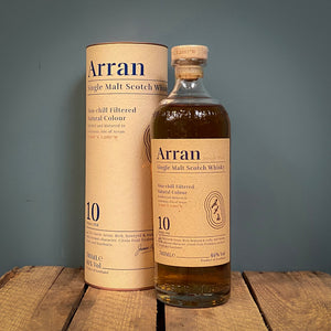 Arran 10 Year Old, 70cl (46%)